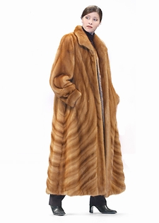 Mink Coat - Golden Dyed Directional 15fb5e6cff63
