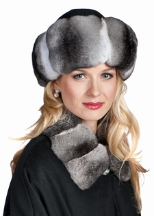 chinchilla hat