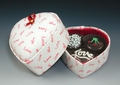 Chocolates of Glass - Heart Box of Chocolates