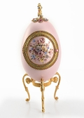 Jeweled Collectible Egg - Swarovski Crystal