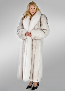 Fox Fur Jackets, Fox Coat at the best prices sold at MAM!