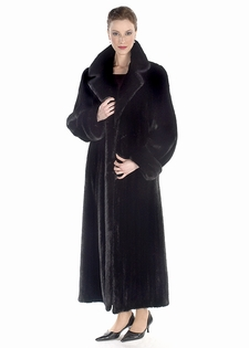 Blackglam Mink Coat