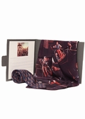 Venetian Silk Scarf & Tie Set- The Gondoliers
