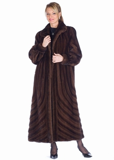 Mink Coat - Mahogany Directional Designs