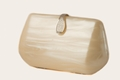 Evening Bag - Ivory Swirl
