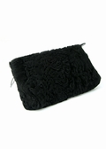 Swakara Fur Clutch Bag - Swakara Evening Bag